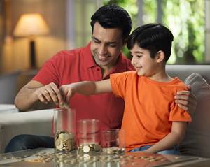 Savings Plan for Children
